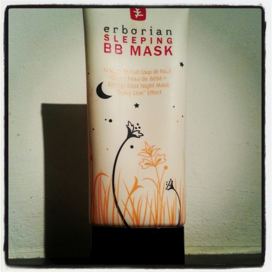 « Sleeping BB Mask » d'Erborian