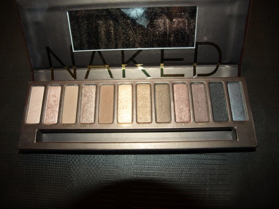 Naked 1, Urban Decay