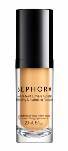 Fond de teint lumière hydratant, SEPHORA