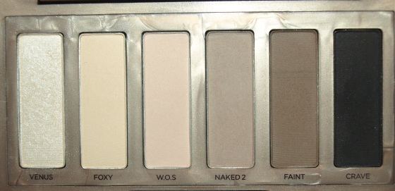 Naked Basics de chez Urban Decay