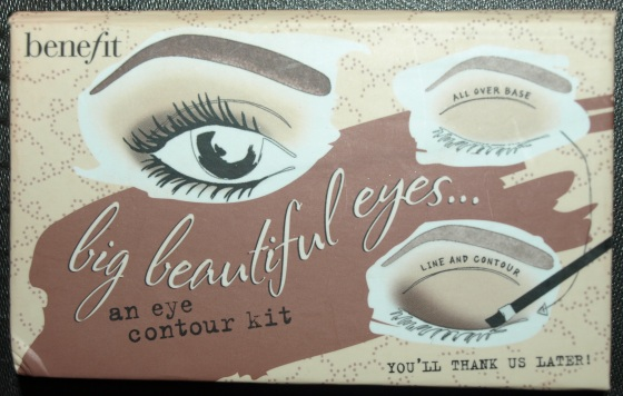 Big Beautiful Eyes de chez Benefit