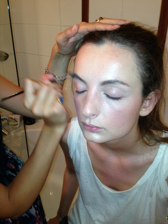 9.1 on brosse les sourcils