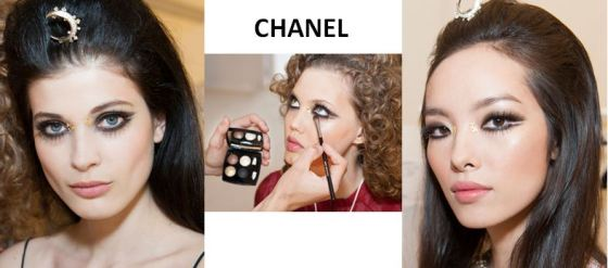 chanel look